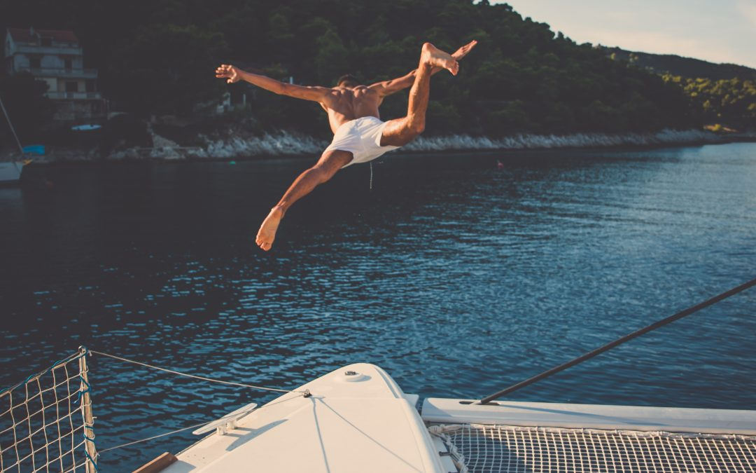Overcoming Objections – Or – Getting Prospects To Take The Plunge.