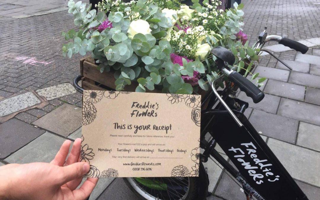 Marvellous Marketing Spotter's Guide: Freddie's Flowers