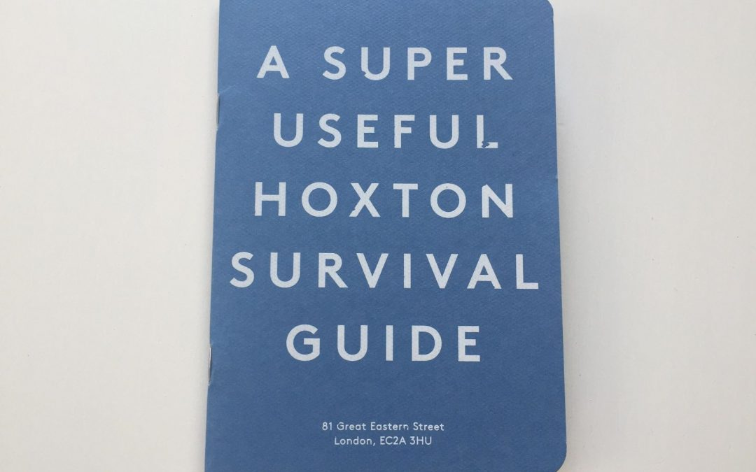 The Marvellous Marketing Spotter's Guide: The Hoxton