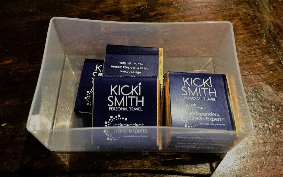 Marvellous Marketing Spotter's Guide: Kicki Smith