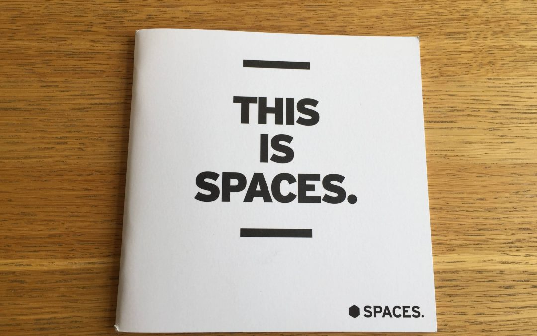 Marvellous Marketing Spotter's Guide: Spaces