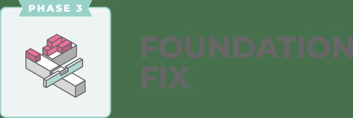 Foundation Fix logo